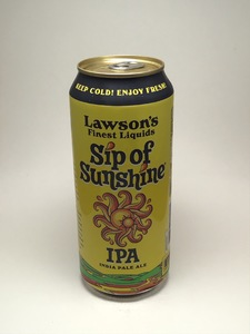 Lawson's - Sip of Sunshine (16oz Can)